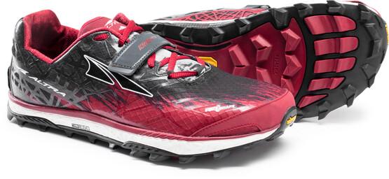 Altra King MT 1.5 - Zapatillas running Hombre - rojo/negro US 10,5